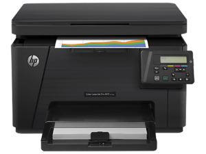 Color LaserJet 176 series HP Color LaserJet M176n