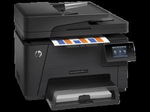 Color LaserJet 177 series HP Color LaserJet M177fw