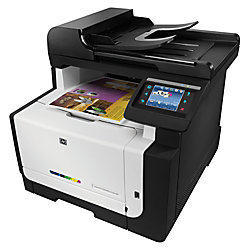 HP LaserJet Pro CM1415fnw Color Multifunction