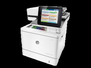 HP Color LaserJet Enterprise MFP M577f